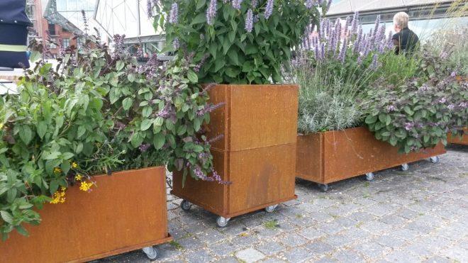 Land Classic mobila odlingslador fran Land Garden